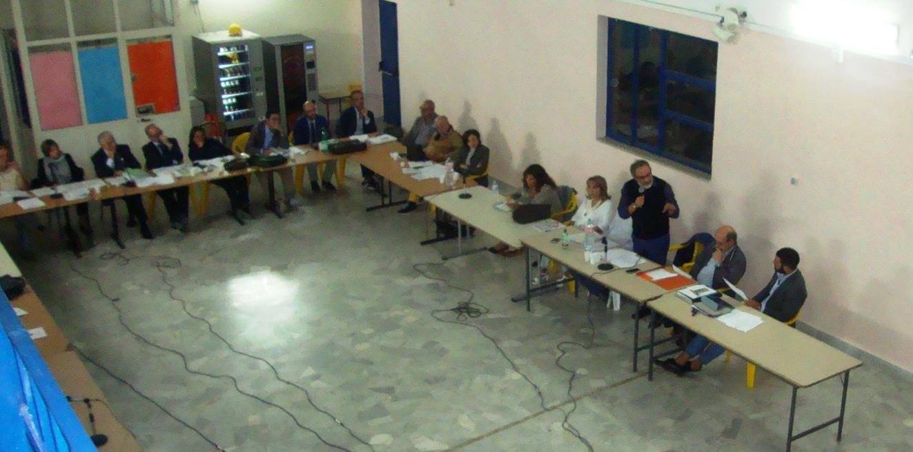 video consiglio comunale