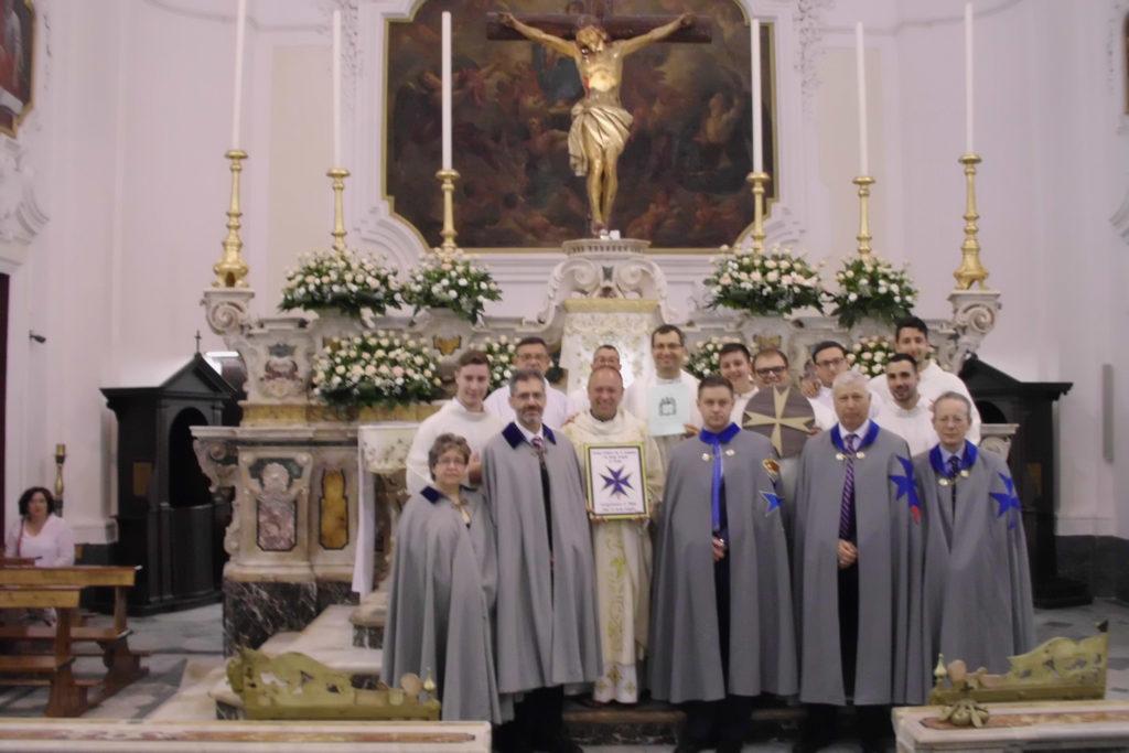 L'ordine di Santa Brigida affida l'orto sociale alla Chiesa San Giacomo