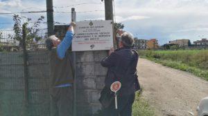 Via Michetti, attuate le procedure per la videosorveglianza con telecamera trappola