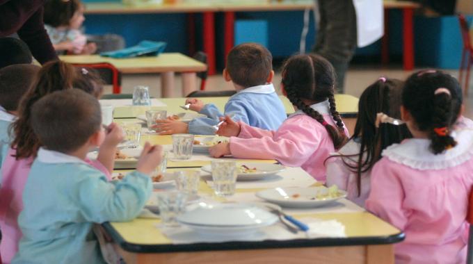 Incontro con i dirigenti scolastici per il ripristino della mensa scolastica