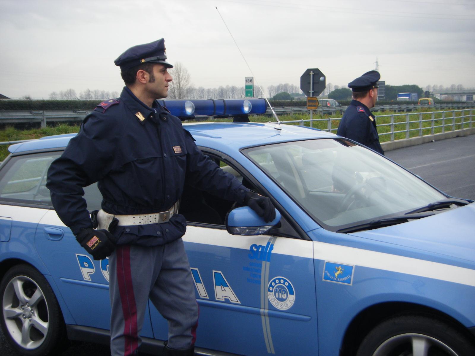 Uomo di Caivano scoperto a Cassino con un chilo di cocaina in auto
