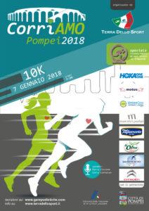 CorriAMO Pompei 2018