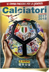 Album Calciatori 2017-18