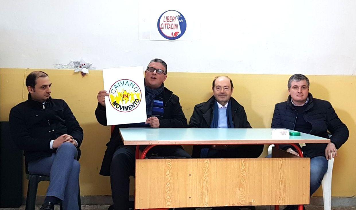 Liberi cittadini, Campania libera e in Movimento per Caivano insieme alle prossime elezioni