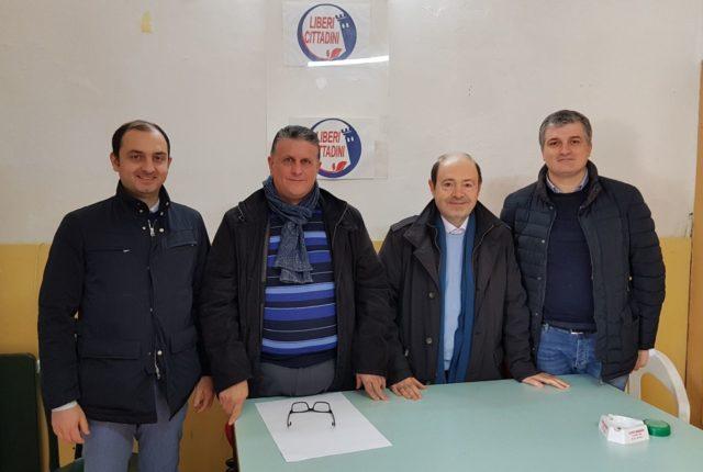 Liberi Cittadini, Campania Libera e Caivano in Movimento insieme alle prossime elezioni