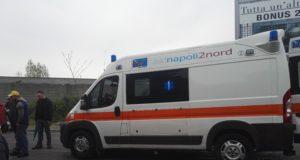 Incidente a via Sant'Arcangelo, ferito un anziano in bici