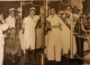 1953-Inaugurazione-degli-stabilimenti-Spica-di-via-Gianturco.-Foto-di-Riccardo-Carbone.