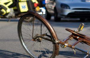 Incidente-in-bici