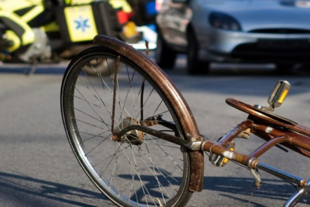 Incidente-in-bici