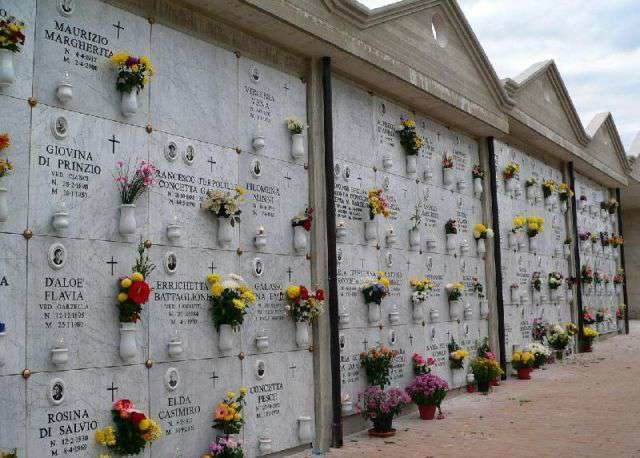 cimitero caivano