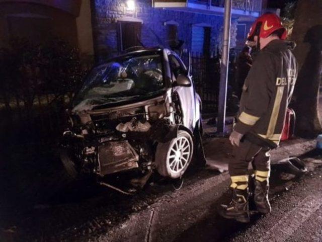 Morto un ragazzo di Orta di Atella in un incidente, gravi le condizioni dell'amico