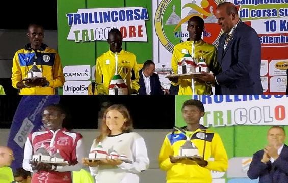 campionato assoluto Alberobello 2018
