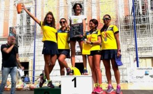 Corri Marcianise 2018 donne