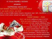 Happening Natale 2018 Cilea Mameli