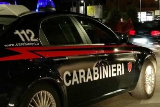 Incidente grave stanotte a via Necropoli, 23enne si ribalta