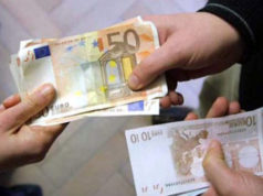 Estorsione con il cambio assegni in tutti i comuni dell'area Nord