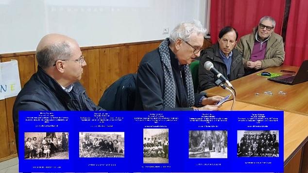 Presentazione Testimonianze per la memoria storica di Caivano raccolte da Ludovico Migliaccio e Collaboratori, a cura di Giacinto Libertini
