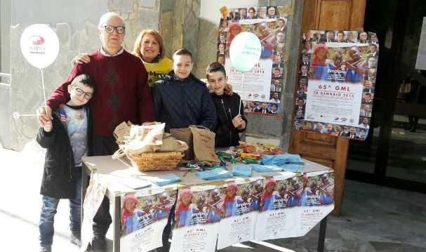 Giornata Mondiale dei Malati di Lebbra. CAIVANO (NA)