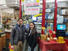Bar Romano vincita Lotto