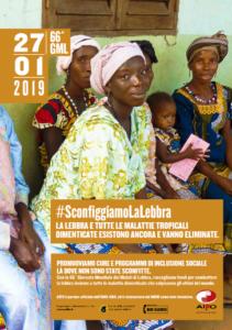 66a Giornata Mondiale dei Malati di Lebbra