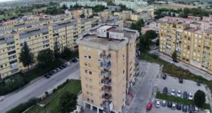 Lo stato dell'urbanistica in Campania, Caivano con il 32,67% di edificati difformi