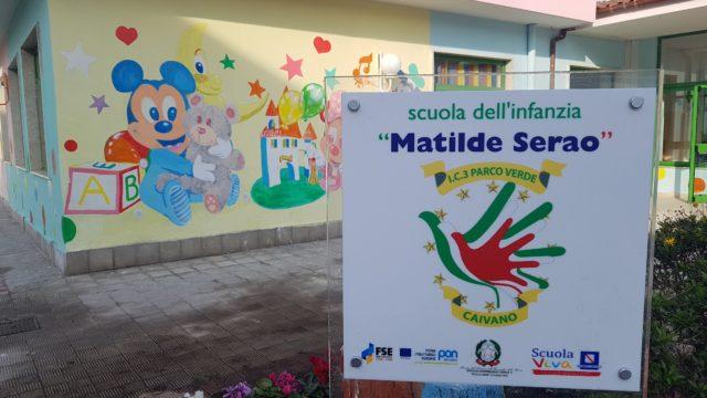 Inaugurata la nuova scuola Matilde Serao, grande entusiasmo tra i presenti