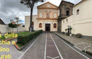 Visita del Vescovo Spinillo alla parrocchia San Giorgio di Pascarola