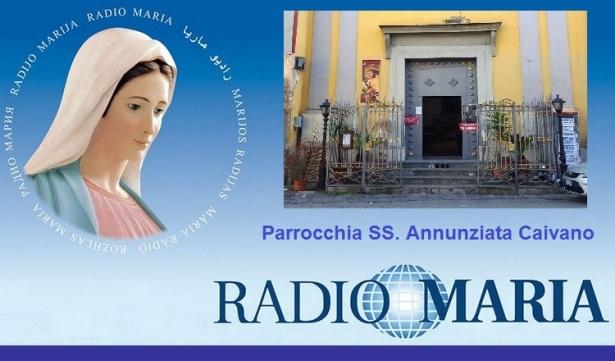 Radio ,Maria a Caivano