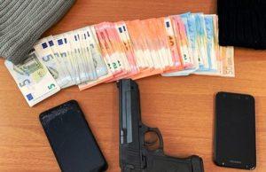 rapina farmacia Frattamaggiore