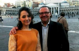 Lello e Simona Riccio