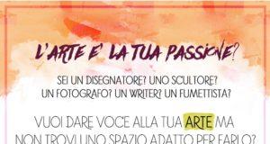 Il Forum dei Giovani di Caivano cerca performer per la fiera dell'arte